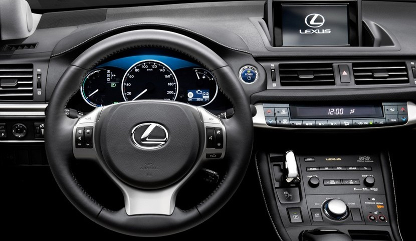 Lexus Ct 200 H 2017 More Customization And Better Equipment For The