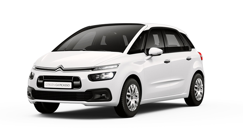 Citroën C4 Picasso First