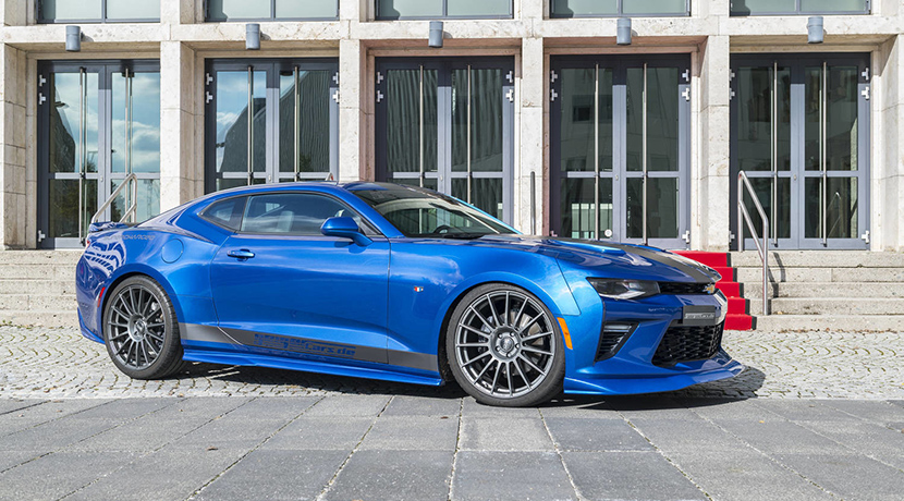 Chevrolet Camaro by Geigercars