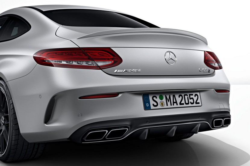 Mercedes-AMG C63 Coupé Night Package