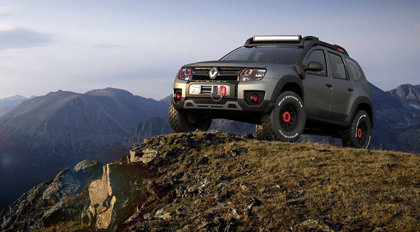 Renault Sandero Rs Grand Prix And Duster Extreme Two