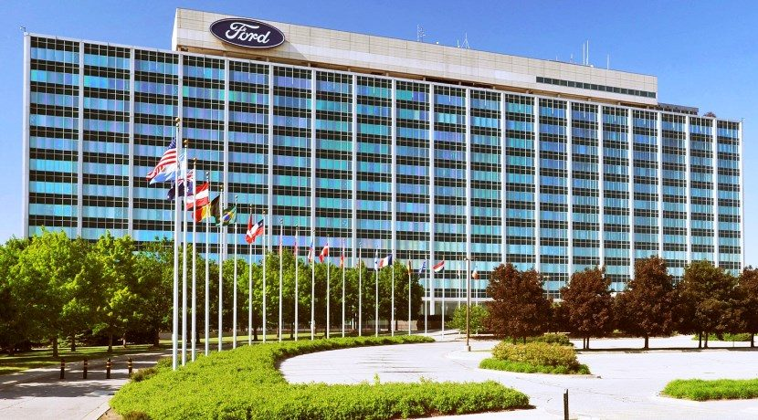 Ford Motor Company sede central
