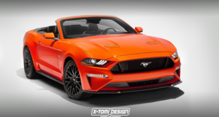 render-ford-mustang-convertible-2018