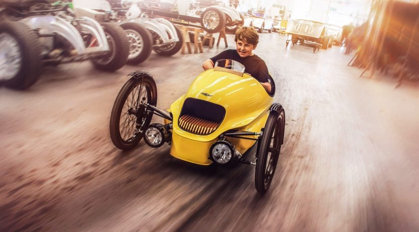 Morgan ev3 Junior 1