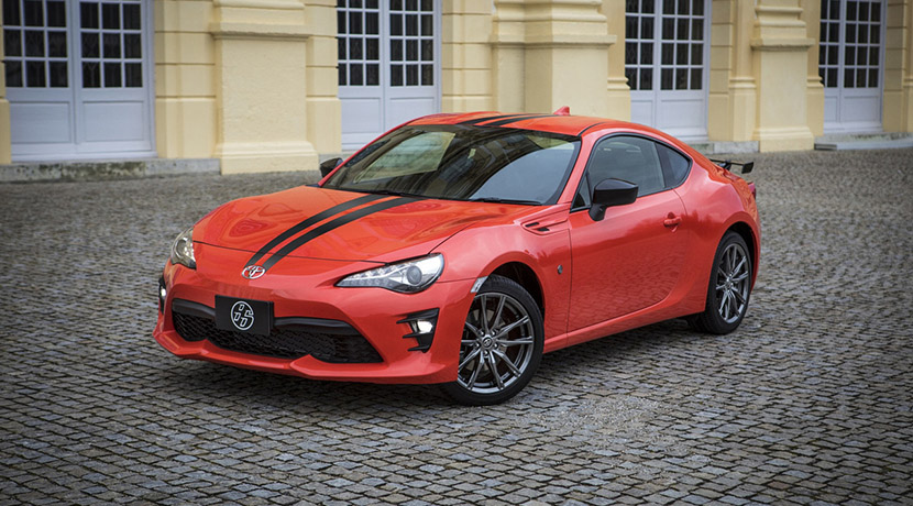 Toyota GT86 860 Special Edition
