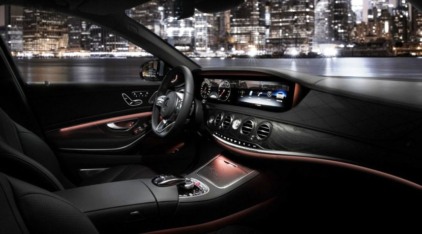 Mercedes-Benz Clase S Restyling